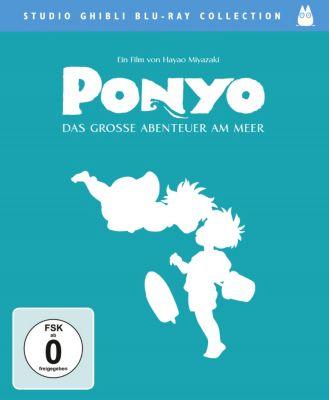 Ponyo - Das grosse Abenteuer am Meer, Ponyo Bd