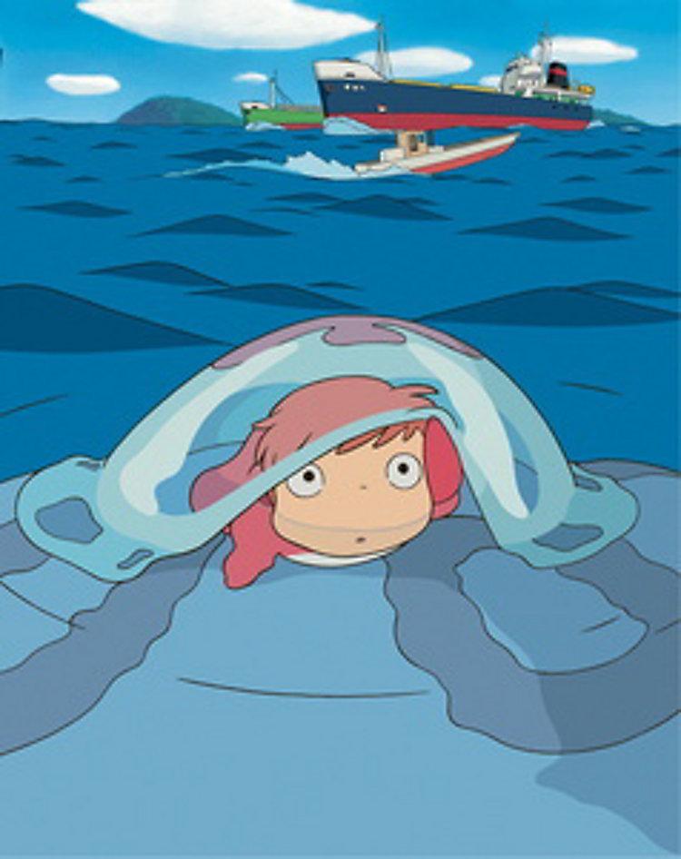 Ponyo Das Große Abenteuer Am Meer Stream