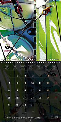 Pop Art Fantasy A rare trip into the world of pop art moods (Wall Calendar 2019 300 × 300 mm Square) - Produktdetailbild 10