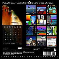 Pop Art Fantasy A rare trip into the world of pop art moods (Wall Calendar 2019 300 × 300 mm Square) - Produktdetailbild 13