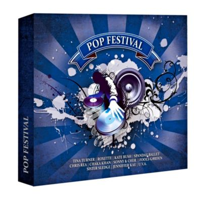 Pop Festival (Exklusive 5CD-Box), Various Artists