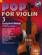 Pop for Violin, m. Audio-CD
