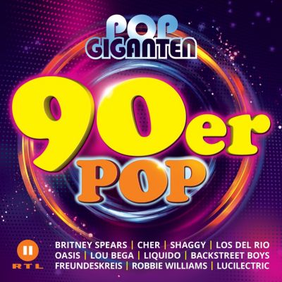 Pop Giganten - 90er Pop, Various