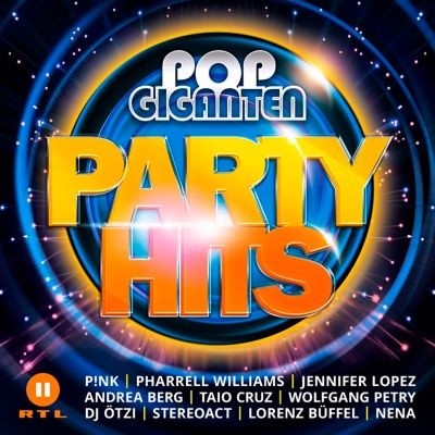 Pop Giganten - Party Hits, Various