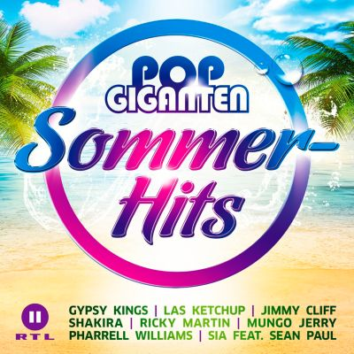 Pop Giganten Sommer-Hits, Various