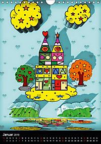 Pop ist auch eine ART von Nico Bielow (Wandkalender 2019 DIN A4 hoch) - Produktdetailbild 1