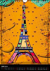 Pop ist auch eine ART von Nico Bielow (Wandkalender 2019 DIN A4 hoch) - Produktdetailbild 6