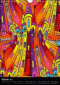 Pop ist auch eine ART von Nico Bielow (Wandkalender 2019 DIN A4 hoch) - Produktdetailbild 10