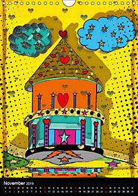 Pop ist auch eine ART von Nico Bielow (Wandkalender 2019 DIN A4 hoch) - Produktdetailbild 11