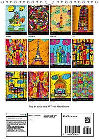 Pop ist auch eine ART von Nico Bielow (Wandkalender 2019 DIN A4 hoch) - Produktdetailbild 13
