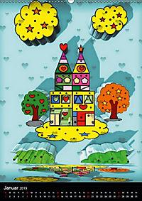 Pop ist auch eine ART von Nico Bielow (Wandkalender 2019 DIN A2 hoch) - Produktdetailbild 1