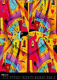 Pop ist auch eine ART von Nico Bielow (Wandkalender 2019 DIN A2 hoch) - Produktdetailbild 5