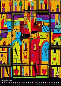 Pop ist auch eine ART von Nico Bielow (Wandkalender 2019 DIN A2 hoch) - Produktdetailbild 8