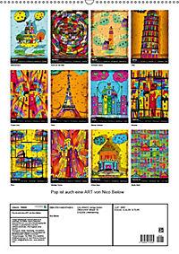 Pop ist auch eine ART von Nico Bielow (Wandkalender 2019 DIN A2 hoch) - Produktdetailbild 13