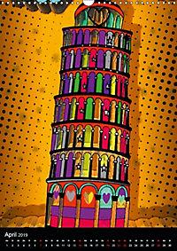 Pop ist auch eine ART von Nico Bielow (Wandkalender 2019 DIN A3 hoch) - Produktdetailbild 4