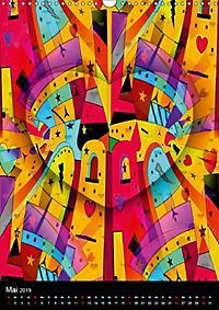 Pop ist auch eine ART von Nico Bielow (Wandkalender 2019 DIN A3 hoch) - Produktdetailbild 5