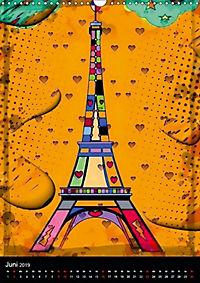 Pop ist auch eine ART von Nico Bielow (Wandkalender 2019 DIN A3 hoch) - Produktdetailbild 6