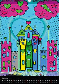 Pop ist auch eine ART von Nico Bielow (Wandkalender 2019 DIN A3 hoch) - Produktdetailbild 7