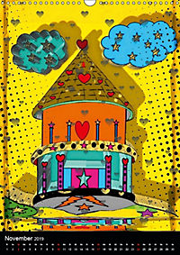 Pop ist auch eine ART von Nico Bielow (Wandkalender 2019 DIN A3 hoch) - Produktdetailbild 11