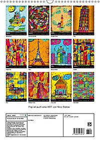 Pop ist auch eine ART von Nico Bielow (Wandkalender 2019 DIN A3 hoch) - Produktdetailbild 13
