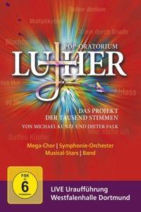 Pop-Oratorium Luther, Dieter Falk, Michael Kunze