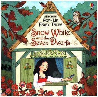 Pop-Up Fairy Tales - Snow White and the Seven Dwarfs, Susanna Davidson, Sophie Allsopp