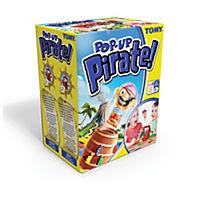 Pop up Pirate Spiel von TOMY 2-4 Spieler, ab 4 Jahre - Produktdetailbild 2