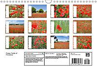 Poppy Fields of Provence (Wall Calendar 2019 DIN A4 Landscape) - Produktdetailbild 13