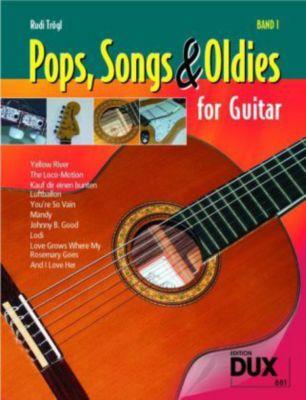 Pops, Songs & Oldies for Guitar