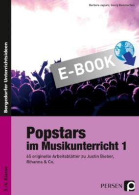 Popstars im Musikunterricht 1, Georg Bemmerlein, Barbara Jaglarz