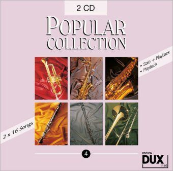 Popular Collection, 2 Audio-CDs, Arturo Himmer