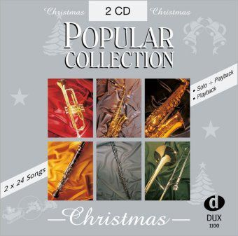 Popular Collection, Christmas, 2 Audio-CDs, Arturo Himmer