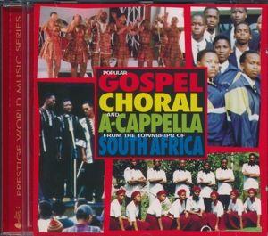 Popular Gospel Choral & A-Cappella, Diverse Interpreten