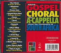 Popular Gospel Choral & A-Cappella - Produktdetailbild 1