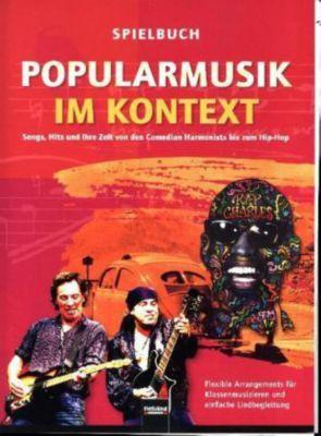 Popularmusik im Kontext: Spielbuch