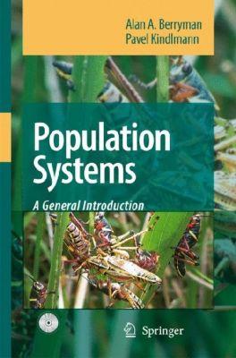 Population Systems, Alan A. Berryman, Pavel Kindlmann