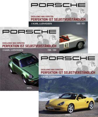 Porsche, 3 Bde. - Karl Ludvigsen pdf epub
