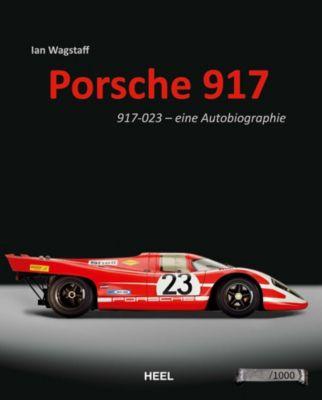 Porsche 917, Ian Wagstaff