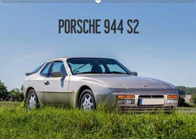 Porsche 944 S2 (Wandkalender 2019 DIN A2 quer), Michael Reiss