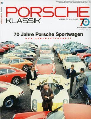 Porsche Klassik: 70 Jahre Porsche Sportwagen
