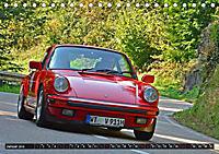 Porsche Oldtimer - EGGBERG KLASSIK - Der Berg ruft (Tischkalender 2019 DIN A5 quer) - Produktdetailbild 1