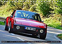 Porsche Oldtimer - EGGBERG KLASSIK - Der Berg ruft (Tischkalender 2019 DIN A5 quer) - Produktdetailbild 8