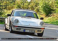 Porsche Oldtimer - EGGBERG KLASSIK - Der Berg ruft (Wandkalender 2019 DIN A4 quer) - Produktdetailbild 12