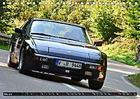 Porsche Oldtimer - EGGBERG KLASSIK - Der Berg ruft (Tischkalender 2019 DIN A5 quer) - Produktdetailbild 5