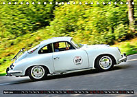 Porsche Oldtimer - EGGBERG KLASSIK - Der Berg ruft (Tischkalender 2019 DIN A5 quer) - Produktdetailbild 4