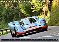 Porsche Oldtimer - EGGBERG KLASSIK - Der Berg ruft (Tischkalender 2019 DIN A5 quer) - Produktdetailbild 7
