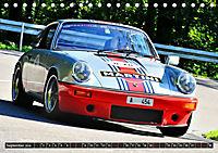 Porsche Oldtimer - EGGBERG KLASSIK - Der Berg ruft (Tischkalender 2019 DIN A5 quer) - Produktdetailbild 9