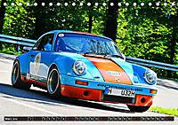 Porsche Oldtimer - EGGBERG KLASSIK - Der Berg ruft (Tischkalender 2019 DIN A5 quer) - Produktdetailbild 3
