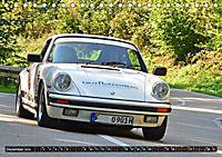 Porsche Oldtimer - EGGBERG KLASSIK - Der Berg ruft (Tischkalender 2019 DIN A5 quer) - Produktdetailbild 12