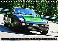 Porsche Oldtimer - EGGBERG KLASSIK - Der Berg ruft (Tischkalender 2019 DIN A5 quer) - Produktdetailbild 10